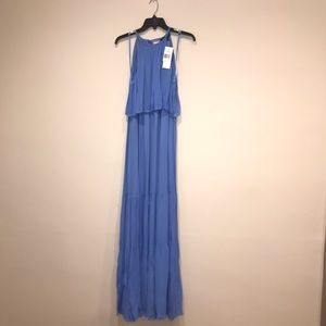 French Connection Halter Maxi Dress